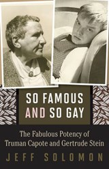 So Famous and So Gay | Jeff Solomon | 9780816696826