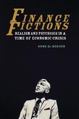 Finance Fictions | Arne De Boever | 9780823279173