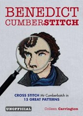 Benedict cumberstitch | Colleen Carrington | 9780857833242