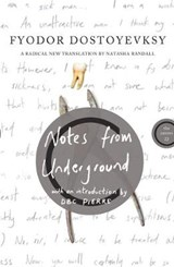 Notes From Underground | Fyodor Dostoyevsky | 9780857860217