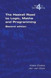 Haskell Road to Logic, Maths and Programming