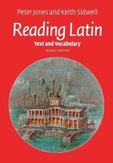 Reading Latin | Jones, Peter& Sidwell, Keith | 9781107618701