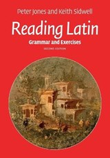 Reading Latin | Peter V Jones | 9781107632264