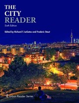 The City Reader | auteur onbekend | 9781138812918
