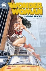 Wonder woman (01) | Greg Rucka | 9781401263324