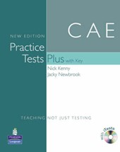 Practice Tests Plus CAE New Edition Students Book with Key/CD-ROM Pack