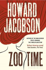Zoo Time | Howard Jacobson | 9781408831748