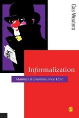 Informalization | Cas Wouters |