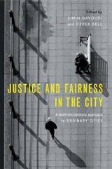 Justice and fairness in the city | Davoudi, Simin | 9781447318392