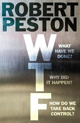 WTF? | Robert Peston | 9781473661301