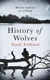 History of wolves | Emily Fridlund | 9781474602952