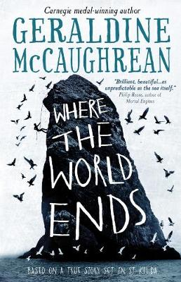 Where the world ends | Geraldine McCaughrean | 9781474921145
