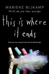 This is where it ends | Marieke Nijkamp | 9781492622468