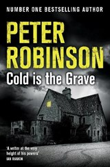 Cold is the Grave | Peter Robinson | 9781509810765