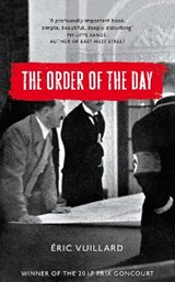 The Order of the Day | Eric Vuillard |
