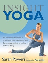 Insight yoga | Sarah Powers | 9781590305980