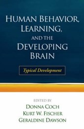 Human behavior, learning and the developing brain