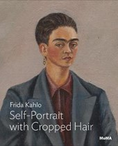 Kahlo: self-portrait with cropped hair