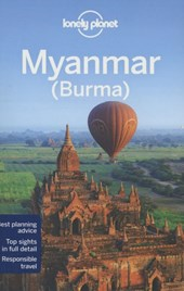Lonely planet: myanmar (burma)(12th ed)