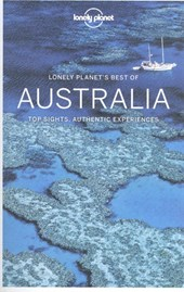 Lonely planet: best of australia (1st ed)