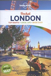 Lonely planet pocket: london (5th ed)