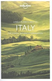Lonely planet: best of italy (1st ed)