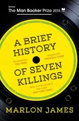 Brief history of seven killings | Marlon James |