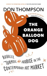 Orange balloon dog | Don Thompson | 9781781317235