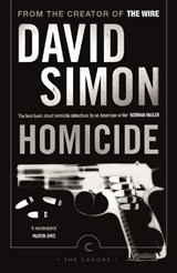 Homicide | David Simon | 9781782116301
