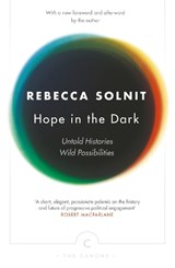 Hope in the dark | Rebecca Solnit | 9781782119074