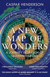 New Map of Wonders | Caspar Henderson | 9781783781355