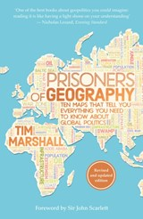 Prisoners of Geography | Tim Marshall | 9781783962433