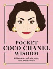 Pocket coco chanel wisdom | Hardie Grant London | 9781784881399