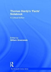 Thomas Hardy's 'Facts' Notebook