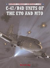 C-47/R4D Units in the ETO And MTO