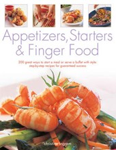 Appetizers, Starters & Finger Food