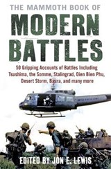 The Mammoth Book of Modern Battles | Jon E. Lewis | 9781845298852