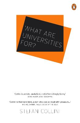 What are Universities For? | Stefan Collini |