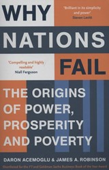 Why nations fail | Daron Acemoglu |