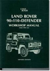Land Rover 90-110-Defender Workshop Manual
