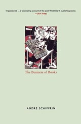 The business of books | André Schiffrin |
