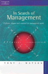 In Search of Management