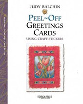 Handmade Peel-Off Greeting Cards: Using Craft Stickers