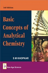 Basic concepts of analytical chemistry