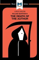 Roland Barthes's The Death of the Author | SEYMOUR, Laura Seymour | 9781912453061