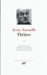 Théâtre. Tome II | Anouilh, Jean | 9782070115884