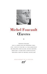 Œuvres. Tome II | Foucault, Michel | 9782070134533