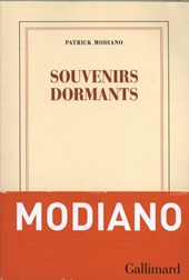 Modiano*Souvenirs dormants