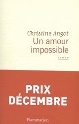 Un amour impossible | Christine Angot | 9782081289178