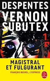 Vernon subutex 01 | Virginie Despentes | 9782253087663